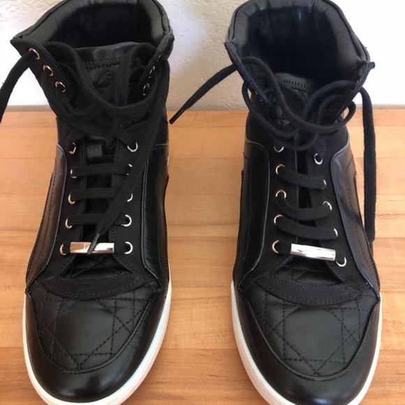 5ac25530 Dior Running Cannage Shoes
